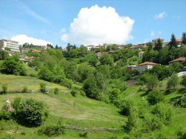 село Загражден