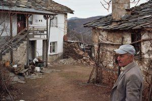 Кметът на село Любино
