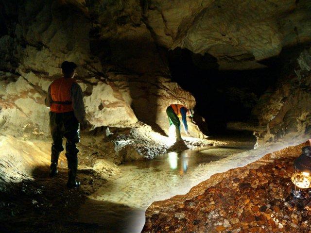 пещера Голубовица